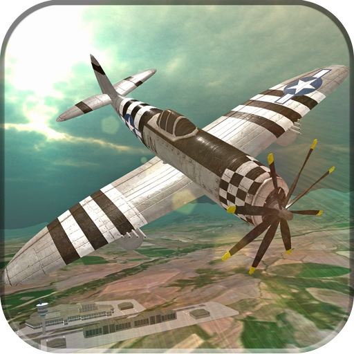 Airplane Free Fly Simulator