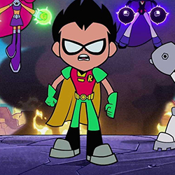 One on One - Teen Titans Go!