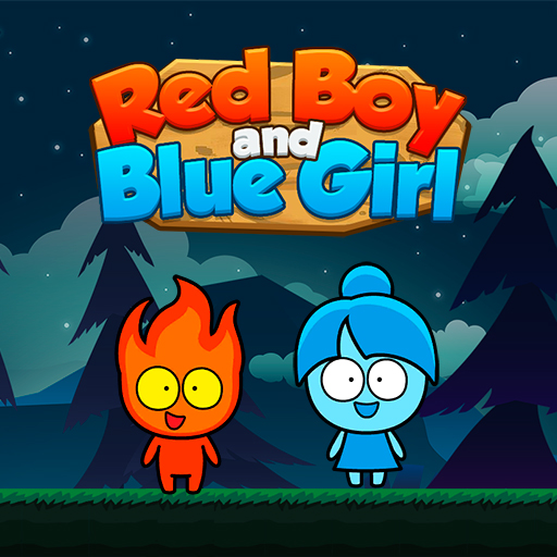 Red Boy and Blue Girl