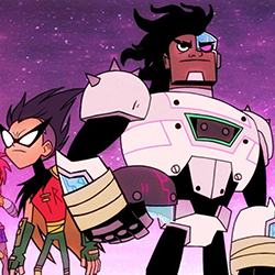 The Night Begins to Shine - Teen Titans Go!